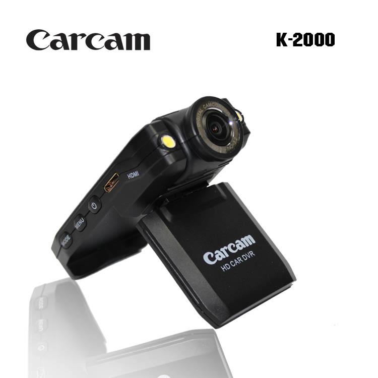 Видеорегистратор carcam k2000 full hd видеорегистраторы с автономным питанием