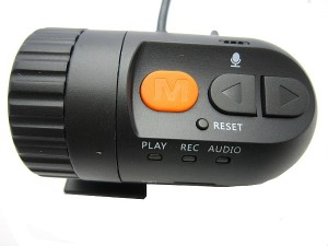 Smallest HD 720p Dash Cam