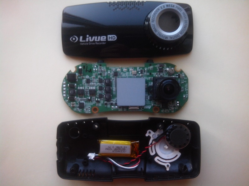 Livue LB100 Disassembled 2
