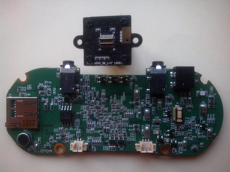 Livue LB100 Disassembled 6