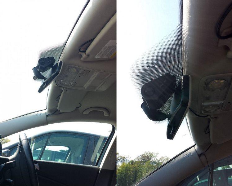 B40 Mounted IN Car (3)