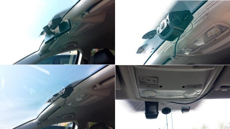 B40 Mounted IN Car (4)
