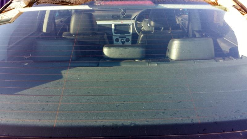 Innovv C3 in car rear 4