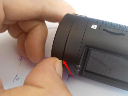Mini 0806 GPS Fix 2