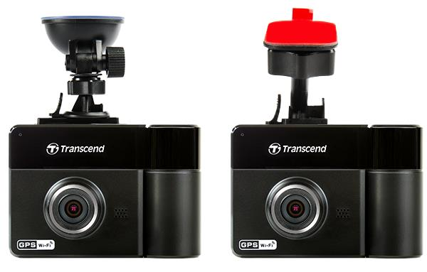 Transcend DrivePro 520 Mounts