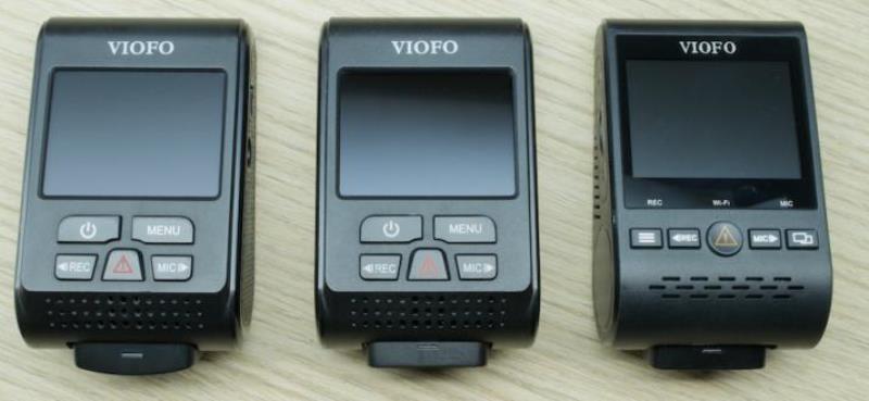 VIOFO A129 Duo Comparison