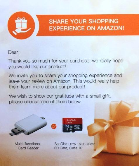 APEMAN C420D Free Gift