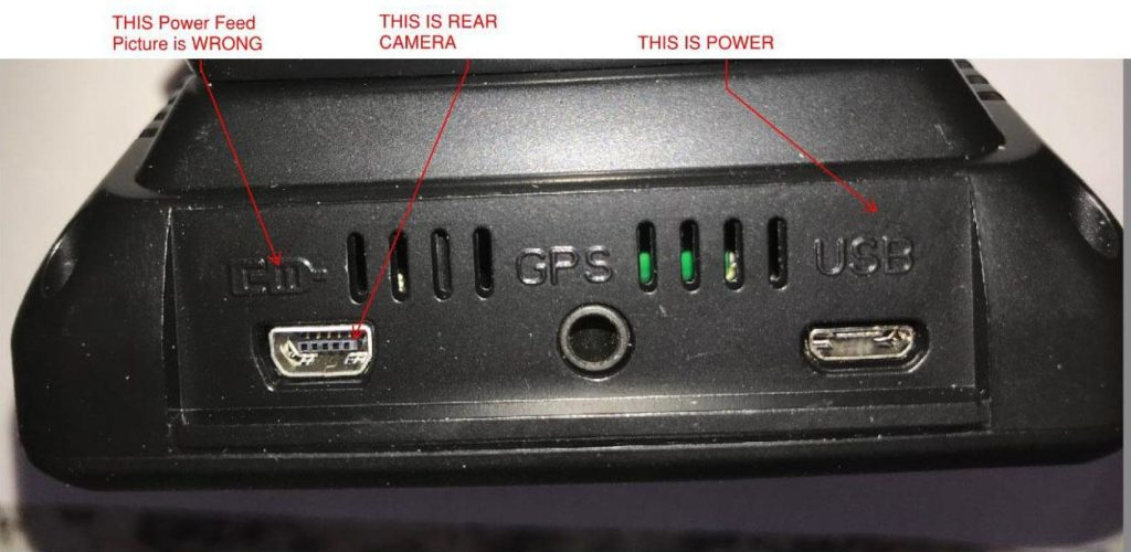 Crosstour CR900 USB