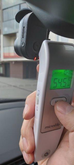Garmin Dash Cam Mini Overheating
