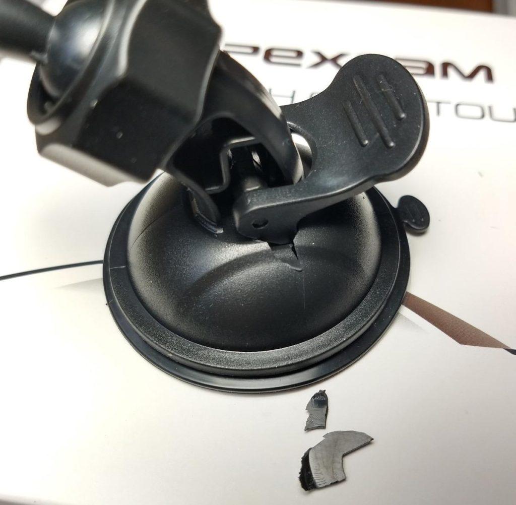 Apexcam Tour 4 Broken Suction