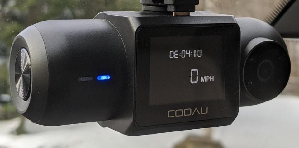 COOAU D30 Screen Saver