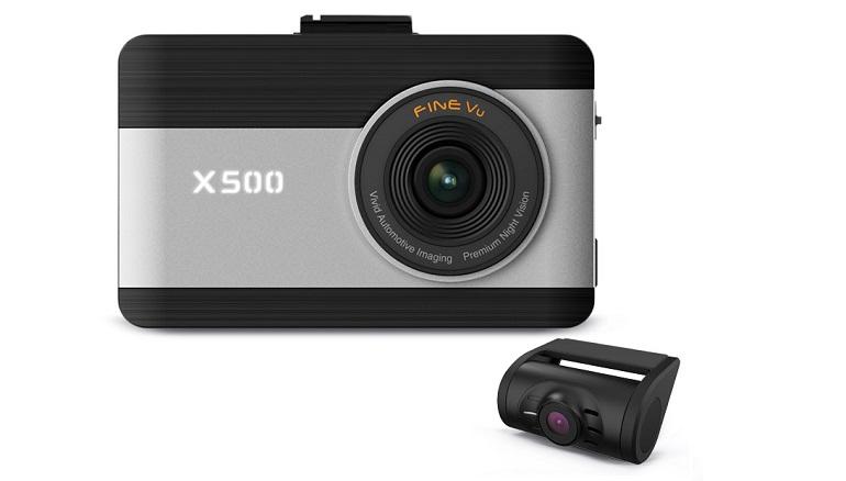 FineVu X500