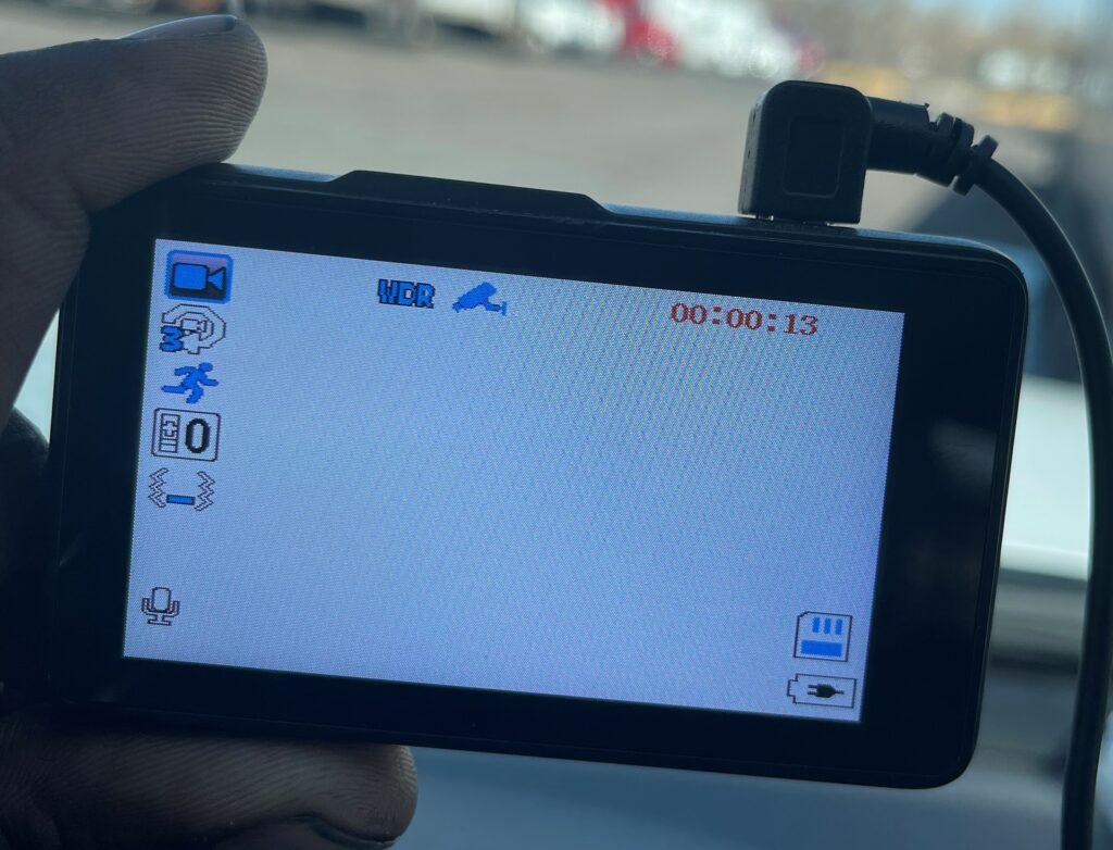 Apeman C450 Series A Blank Screen 2