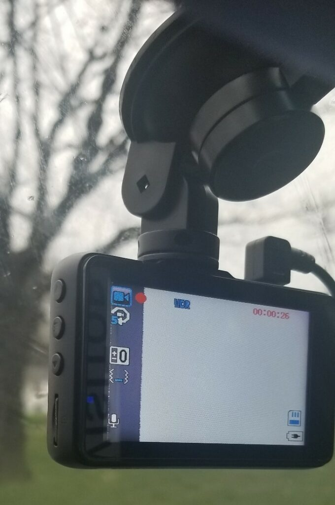 Apeman C450 Series A Blank Screen